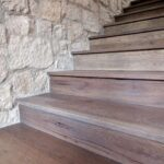 Hickory Treads and Risers