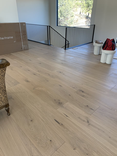 Mollicas Hardwoods Flooring pictures Upstairs
