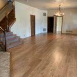 Mollicas Hardwoods Flooring pictures basement